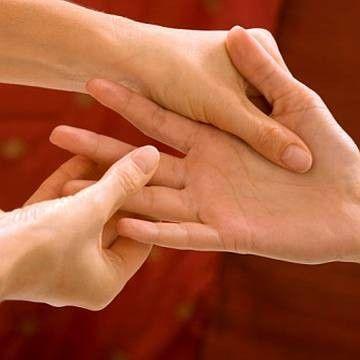 Mains et pieds bondage